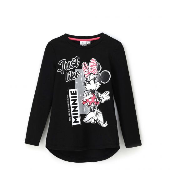 T-SHIRT COTONE ORGANICO MINNIE